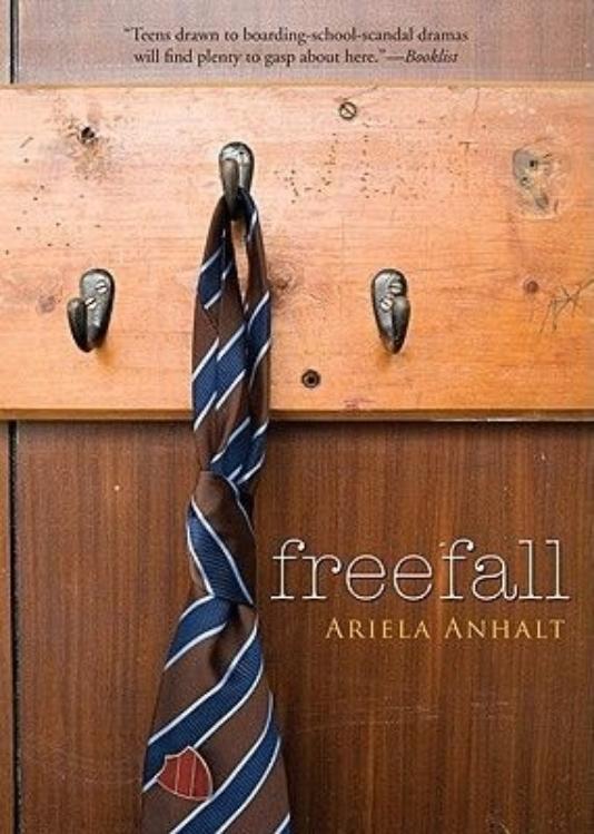 17 Freefall Ariela Anhalt
