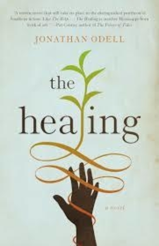 4 Jonathan Odell The Healing