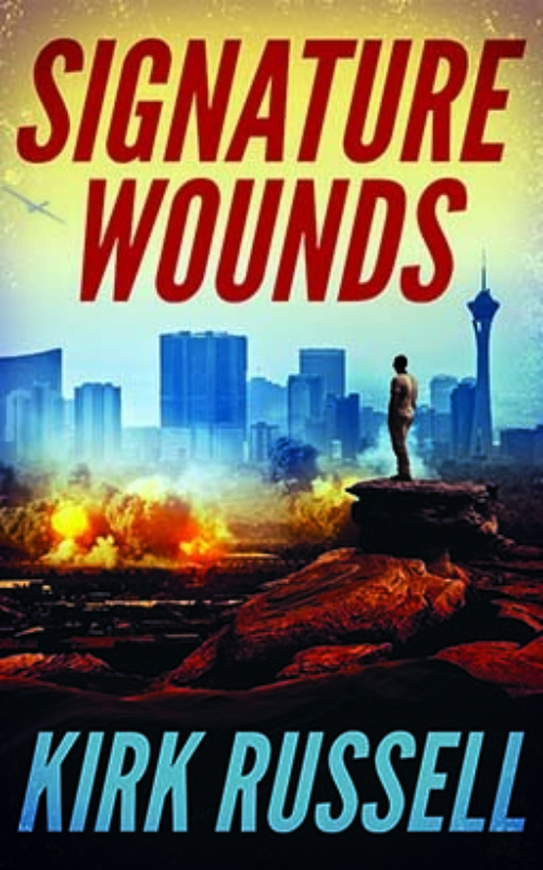 5 SIGNATURE WOUNDS Kirk Russell