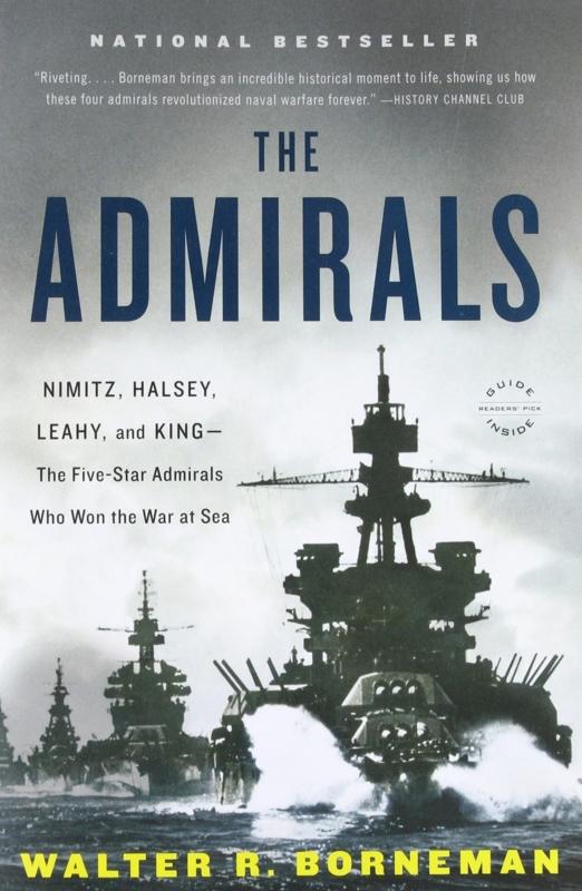 6 the admirals walter borneman