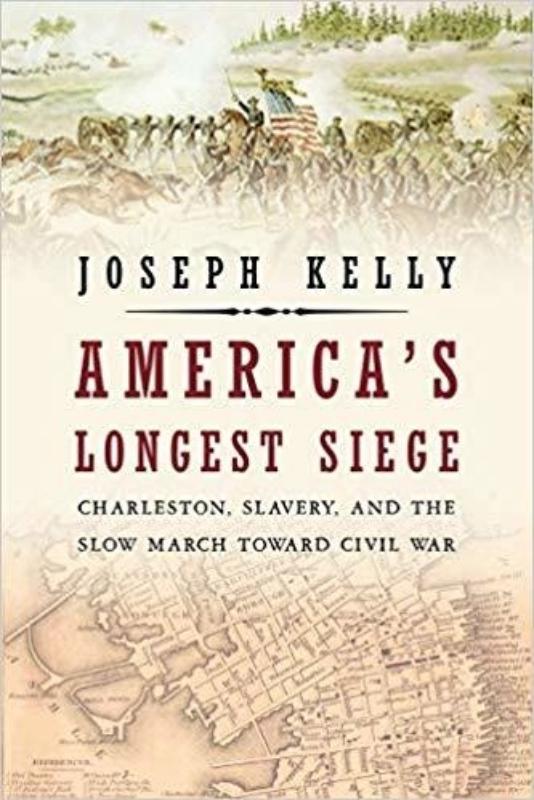 Americas longest siege Joseph Kelly