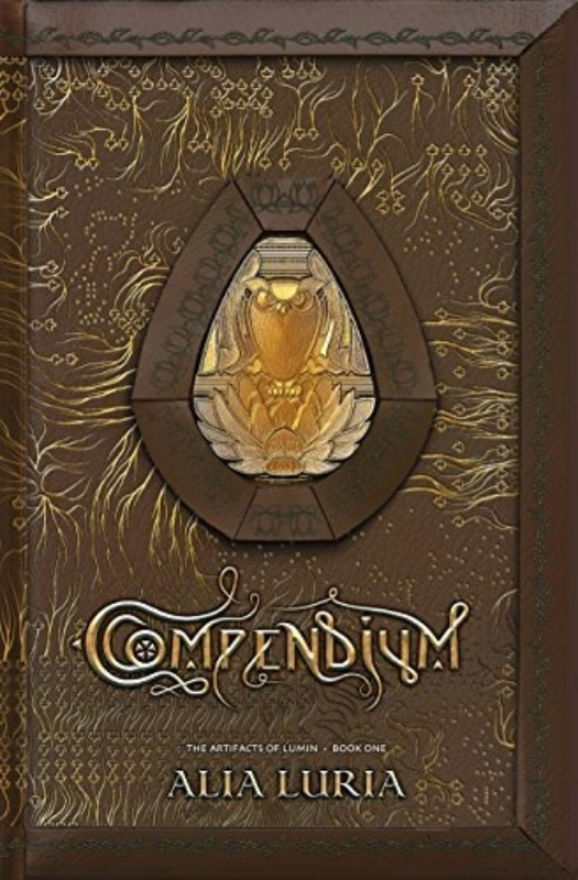 Compendium Artifacts of Lumin Book One Alia Luria