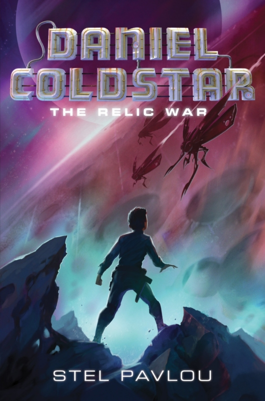 Daniel Coldstar 1 The Relic War by Stel Pavlou