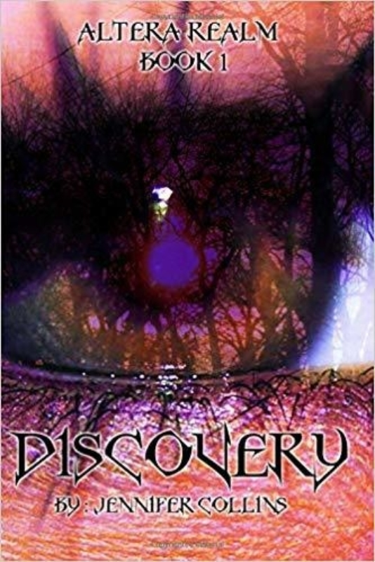 Discovery Altera Realm Trilogy Book 1 Jennifer Collins