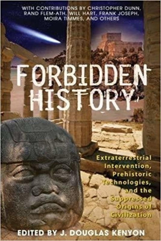 FORBIDDEN HISTORY by Doug Kenyon