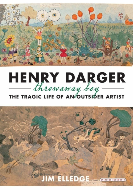 Henry Darger throw away boy Jim Elledge