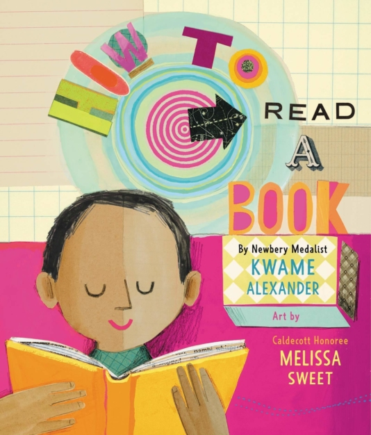 How to Read a Book Kwame Alexander