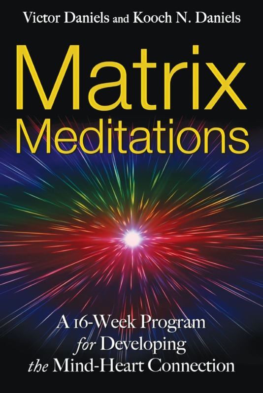 MATRIX MEDITATIONS by Viktor Daniels and Kooch Daniels