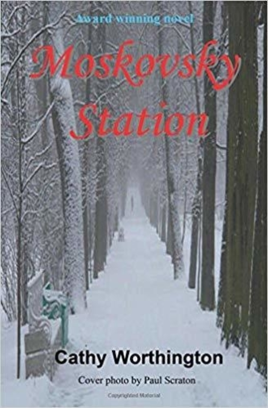 MOSCOVSKY STATION by Cathy Worthington