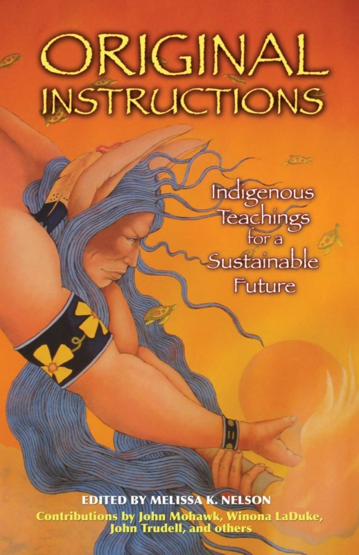 ORIGINAL INSTRUCTIONS by Melissa Nelson