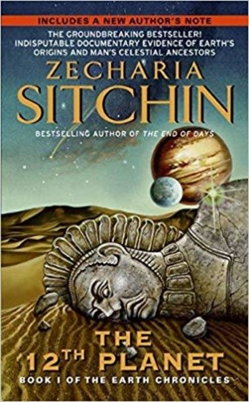 THE 12 TH PLANET by Zecharia Sitchin