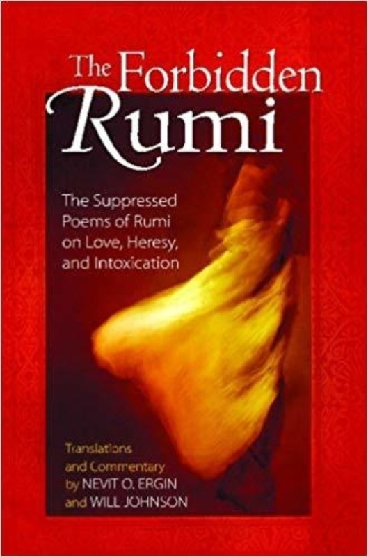 THE FORBIDDEN RUMI by Will Johnson