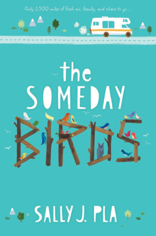 The Someday Birds by Sally J Pla
