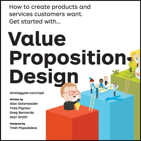 Value proposition design Alex Osterwalder