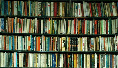 Writers Bookshelf