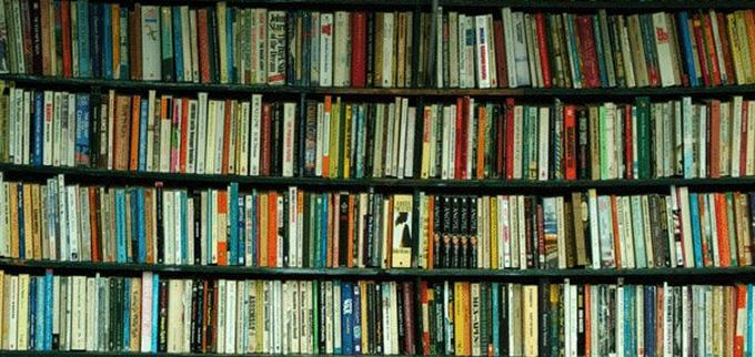 Writers Bookshelf