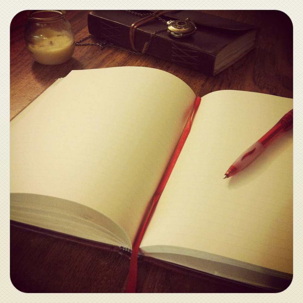 the blank page Starting today, before you is a blank page you are solely responsible for what is  written on that page no one else make sure that you fill that page with good.