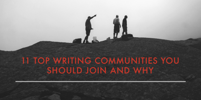 11 Top Writing Communities You Should Join and Why