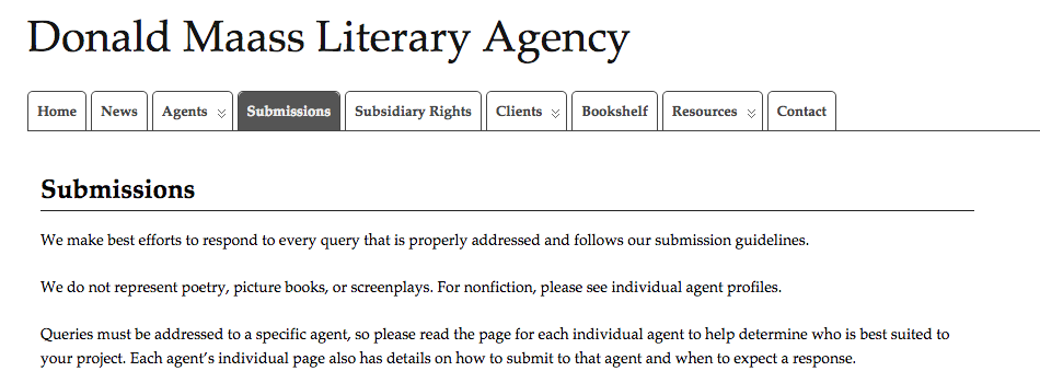 cover letter to literary agent - Etame.mibawa.co