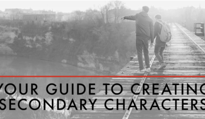 Guide to Creating Secondary Characters