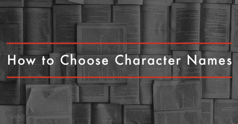 25+ Female character names for a book information