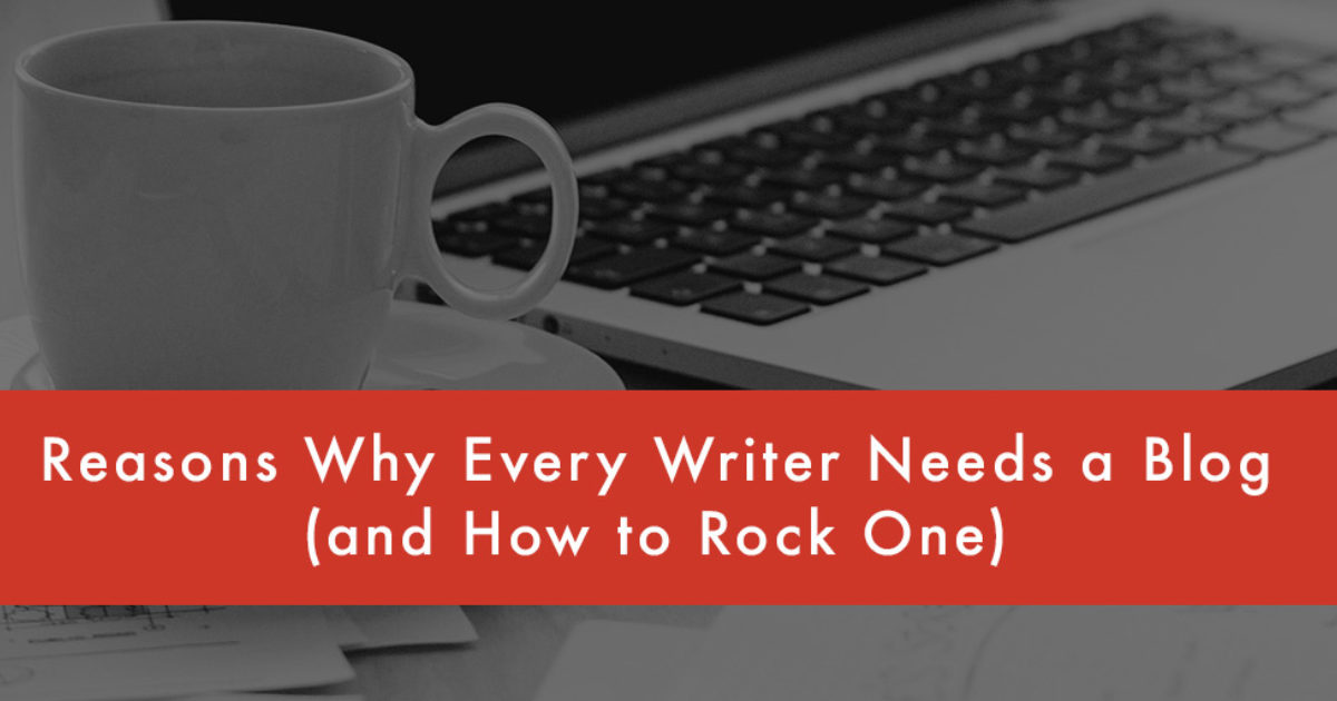 2 Reasons Why Every Writer Needs a Blog (and How to… | NY Book Editors