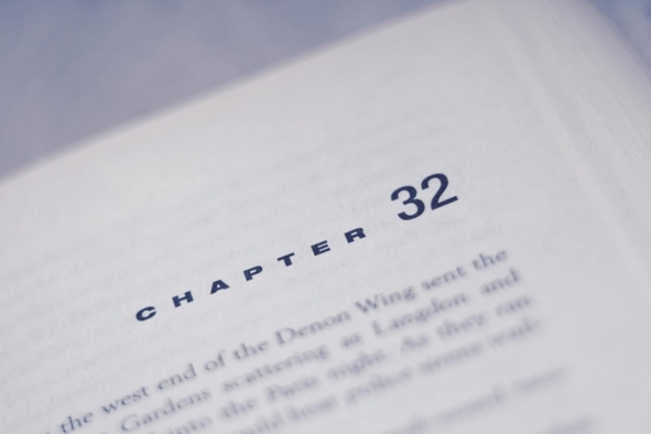 FEATURED IMAGE Your Guide to Structuring Chapters