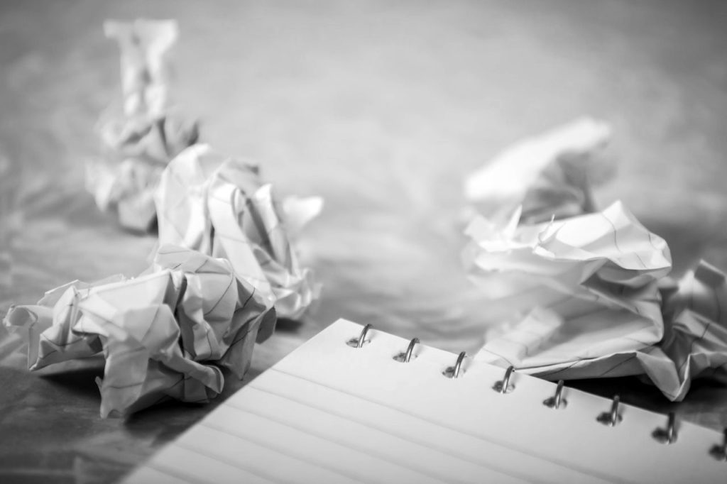 writing cliches to avoid