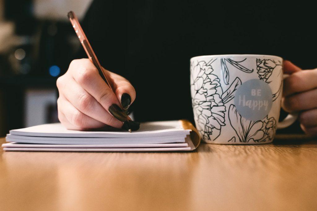 Writing your next novel