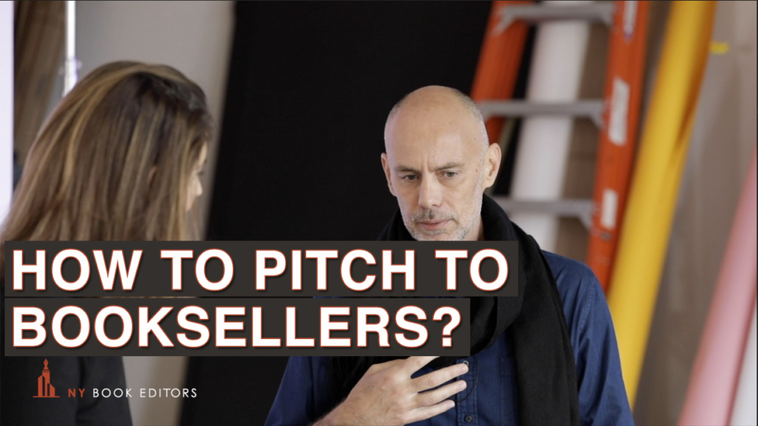 Michael How to pitch to booksellers