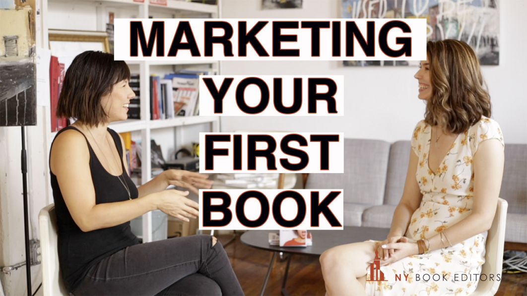 NYBE Interview Pia Silva Marketing Your First Book