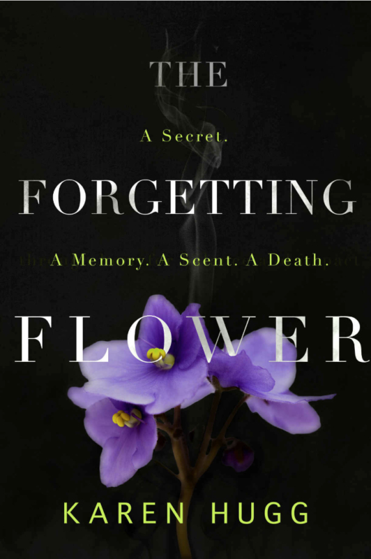 The Forgetting Flower Cover