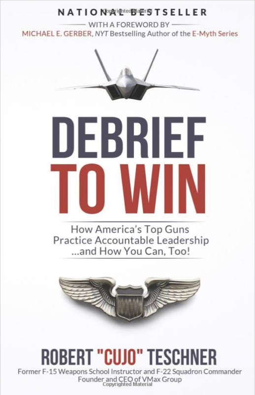 Debrief to Win Cover