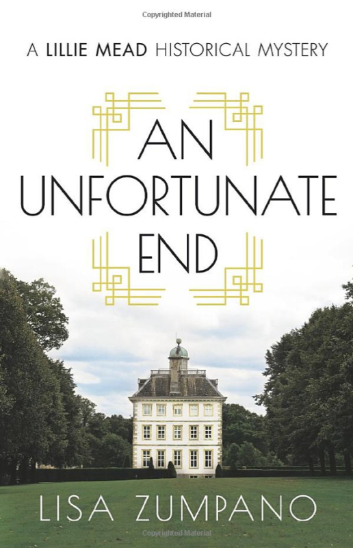 An Unfortunate End Cover