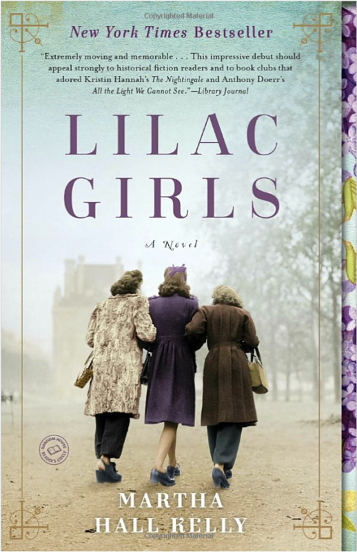 Lilac Girls Cover