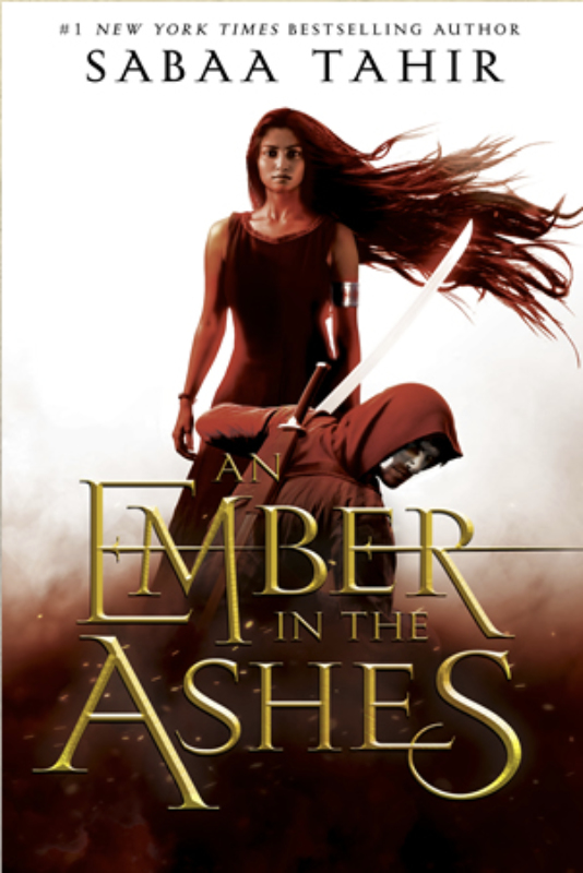 Ember in the Ashes Cover